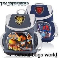 Black Blue Orthopedic Backpack for Children Boys Kids School Bag New Cartoon Bookbag Big Mochila Infantil Primary Students 1-3-6