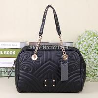 Bolsos-marca 2014 fashion soft leather shoulder bag handbag