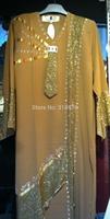 free shipping women  clothing, islamic abaya,( jilbab, islamic wear), kaftan  gh-88