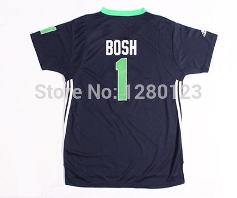 Miami Chris Bosh jersey basquete basketball shirt basketball shorts basketball uniforms Rev 30 all star(China (Mainland))
