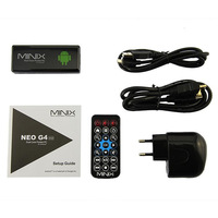 Android 4.0 Dual Core Mini TV Dongle MINIX NEO G4
