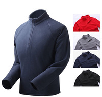 outdoor softshell jacket 2014 winter men breathable Thermal camping&hiking windstopper mammoth  fleece jacket liner