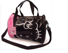 Large Capacity Hello Kitty Bags Multi Function Shoulder Bag Adjustable KT Cat Handbags Waterproof Travelling Bag(China (Mainland))