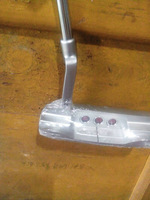 Men's Silver Newport-2.0 Golf Putter 34INCH With Golf Steel Shaft And Headcover Golf Club