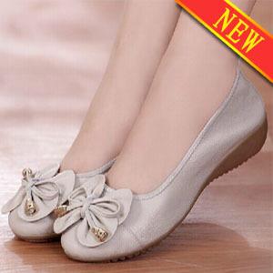 Большой размер ( 35-42 ) обувь из натуральной кожи женщины пять цветов 2014 женщин ...