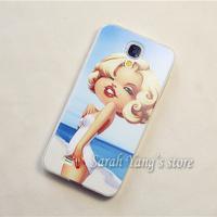 DHL Free Shipping !Custom Printed Soft TPU Phone Case for Samsung Galaxy S4