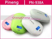 Original Pineng Power Bank 20000mAh PN-999 Portable USB Powerbank For Samsung Galaxy S5 S4 Note3 Note2 Iphone 5 i6/Gold