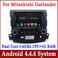 Android 4.2 Car DVD Player for Mitsubishi Outlander 2006-2012 w/ GPS Navigation Radio TV BT CD USB AUX DVR 3G WIFI Tape Recorder