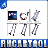 Lastest  ECU Chip Tunning tool KTAG K-TAG ECU Programming Tool free dhl