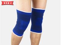 Professional football knee climbing cycling basketball badminton football knee knitted knee warm wind