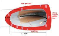 new design model car radio shark fin  antenna for BUICK ENCORE bigger hole  the least signal loss