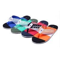 Wholesale Plus Size 42,43,44,45,46 Fashion Men Sandals Anti-slip Rubber Flip Flops Designer Famous Male Slippers Free Shipping