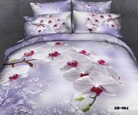 6 PCS per SET wholesale  3d bedding sets cheaper price  3d bed sheets wholesale  3d bed linen