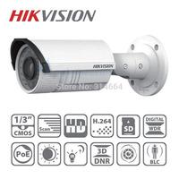 Hikvision DS-2CD2632F-IS POE 3MP Vari-focal IP66 Network Alarm VF IR Audio Bullet Camera