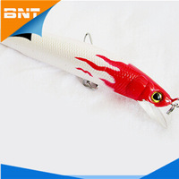 High quality 2014 new 5pcs/lot  65mm 5g carp Fishing Lures Crankbait Crank Bait Tackle Treble Hook Free Shipping
