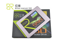 free shipping high-end 2.5 Inch SATA III SSD 64GB    hard disk hard drive For Notebook computer  NOTE BOOK