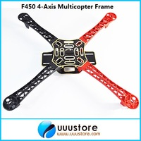 DJI F450 4-Axis Multi-rotor Quad Copter Airframe Multicopter Frame As DJI For KK MK MWC 4 Axis RC Multicopter Quadcopter