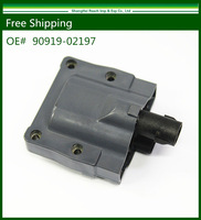 New Ignition Coil For LS400 Toyota Camry Celica 4Runner MR2 T100 Pickup Front
