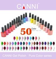 2014 New Arrival soak off uv nail gel painting 206 color CANNI gel polish (24Pcs/lot)*7.3ml