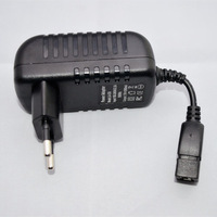 100% New High Quality EU Plug 5v 3000mA USB Charger 3A USB Power Adapter Travel Black Wall Charger