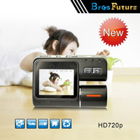 HQ 2.0 Inch 720P HD DVR Car Video Camera Recorder Crash Camera G-sensor On Sale 120 degree Wide Angle 4 LED night vision