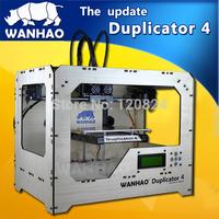 wanhao duplicator 4 wood case affordable printer