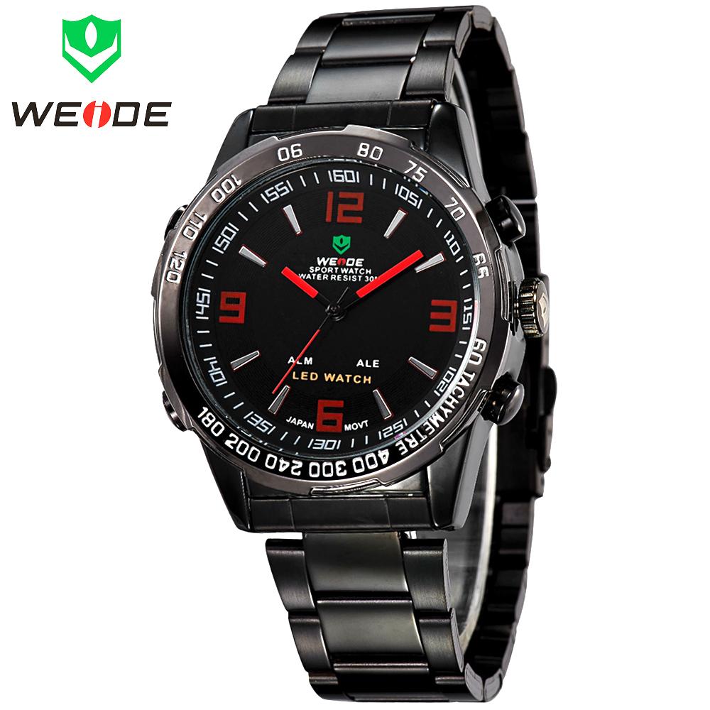 подарок часы weide wh 1009 покупки поддельного