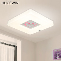 48W high power Square Ceiling Light LED 47*47cm size adjustable color PMMA material SMD5630 for bedroom bathroom White UHXD325