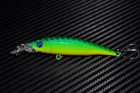 2014 new hot Free Shipping Super Quality 5.8g/8.5cm 2pcs Hard Bait Crankbait Minnow Fishing lures Bass Fresh Salt water