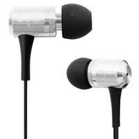 2pcs/lot Super Base In-ear Headphone Noise isolating Earphones AWEI ES100M 3.5MM Earbud #awei ES-100m