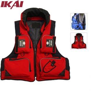 YIQ005-5 High Quality Jacket Surfboard Outdoor Swimwear Jackets Life Jacket Free Shipping Water Sport Survival Marine Life Vest(China (Mainland))