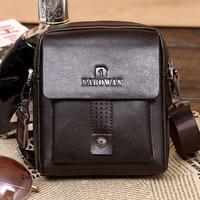 New Arrival Brand Desinger Fashion Men Bag Men's Messenger Bags Genuine Leather Briefcase Cross Body Shoulder Bags For Men NO134