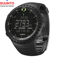 New! Watches Man  Suunto Core 100% ORIGINAL  Strap Standard All Black Watch Band/Strap