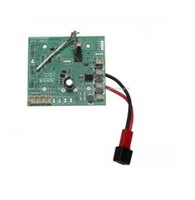 Wltoys wl toys V262 2.4G 4 channels RC helicopter quadcopter spare parts V262-12 2.4G receiver /IC board  free shipping