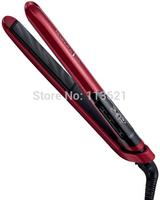 Remington S9600 Silk Hair Straightener Red Dual Voltage GENUINE NEW