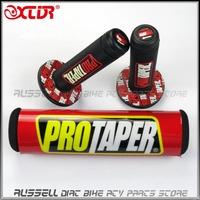 Pit Bike PROTAPER Handlebar Pad and handle grips for universal dirt pit bike motorcycle motocross Motorbike