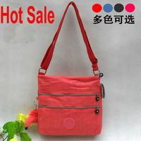 2014 New Fashion  nylon women kip handbag monkey bag women's handbag messenger bag cross body kippl bag free shipping