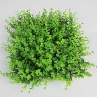 FREE SHIPPING Green Boxwood mat, garden fence, ANTI-UV artificial plant,