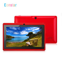 Cheap 7 Inch Q88pro A23 Dual core tablet pc android 4.2. 512MB 8GB dual Camera Bluetooth 5 COLORS