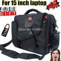 2015 new style men laptop briefcase women laptop handbag computer tote cartera hand bag notebook briefcase 15 inch for notebooks