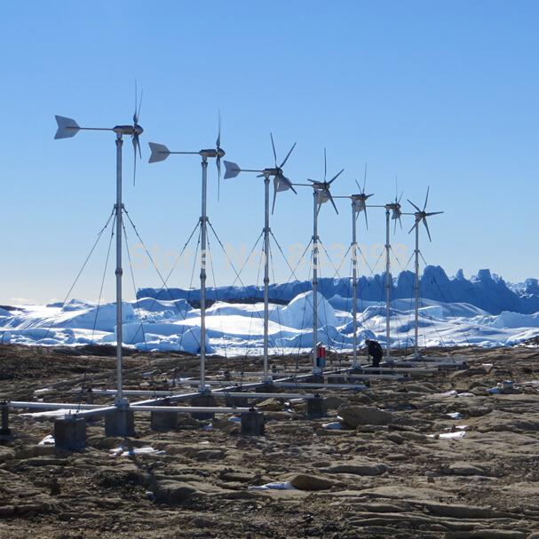 HYE 1kw vertical axis wind turbine with high efficiency 1000W wind turbine wind generator(China (Mainland))