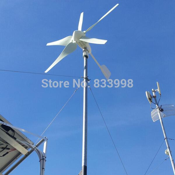 HYE off-grid 1000w/1kw wind turbine generator HY-1000L-48V DC output 48V(China (Mainland))