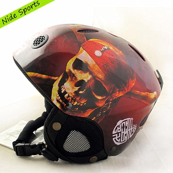 New 2014 ABS professional ultralight ski helmet kids skateboard snowboard helmet Winter Sports Helmet head size 20.4-22 inch(China (Mainland))