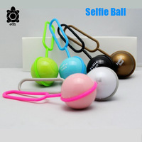 New Design Fashion Popular Wireless Remote Shutter Release Selfie Ball For iPhone and Samsung