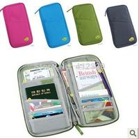 2014 happy flight Function passport cover / travel accessories /organizadores para casa/ bag organizer /passport holder
