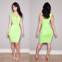 Free shipping Spring sexy fashion belt blasting in ebay selling evening paty dress