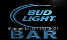 wholesale bud light bar sign
