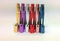 2014 New Arrival 12ML Perfume Spray Bottles Glass Travel Perfume Atomizer 108pcs/lot DHL Free