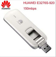 Unlocked LTE TDD 2600MHz Huawei E3276 E3276S-920 150mbps Wireless modem 3g / 4g USB Wifi Adapter free shipping