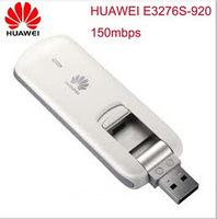 Unlocked LTE TDD 2600MHz Huawei E3276 E3276S-920 150mbps Wireless modem 3g / 4g USB Wifi Adapter free shipping
